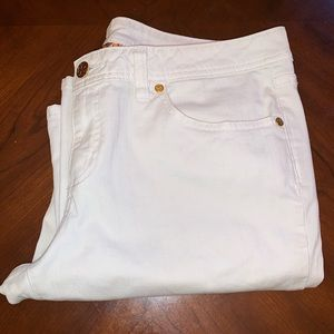⭐️ Tory Burch Cropped Jeans ⭐️